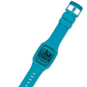 Always find yourself running late? Time to make like the White Rabbit and bag yourself a hot timepiece&#x3B; Swiss fashion brand Swatch presents Swatch Touch, a colourful new collection of trend-setting timekeepers with big-screen LCD dials and a touch-sensitive zone in place of pushbuttons. Available in six different colour waves&#x3B; camouflage, black, white, turquoise, pink and purple. For only £100, we can't wait to bring streetwise fashion to our wrists!