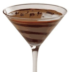It's National Chocolate Week, which means that we can legitimately celebrate all things delicious. Why don't you toast NCW with a Chocolate Martinin?You will need:- 2 oz base spirit (vodka, light rum or brandy)- 1/2 oz chocolate liqueur- 1/2 oz white creme de cacao- Chocolate syrup to coat rim of martini glassCoat the rim of the martini glass with chocolate syrup. Mix all the ingredients in a cocktail shaker with ice and strain into a martini glass. It's so simple it'd be a crime not to make one right now...