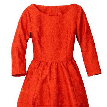 """Finding the perfect red dress is no mean feat but we think H&M have come up trumps with this beauty. We reckon it'll take you from desk to bar, with the help of a skyscraper heel of course<p>£29.99, <a href=""""http://www.hm.com/gb/"""">H&M</a></p>"""