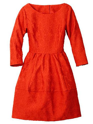 "Finding the perfect red dress is no mean feat but we think H&M have come up trumps with this beauty. We reckon it'll take you from desk to bar, with the help of a skyscraper heel of course  <p>£29.99, <a href=""http://www.hm.com/gb/"">H&M</a></p>"