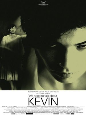 Fancy a little more substance to your films? Ditch <em>Footloose</em> and bag yourself a seat at your local cinema's first screening of <em>We Need To Talk About Kevin</em>. Ultra gritty, it weaves a disturbing tale of a young boy with malevolent intentions, but was he born this way or has his mother turned him into this monster through her cold treatment of him? A surefire Oscar contender, this is bound to divide opinions and, quite possibly, give you a short-term phobia of children!