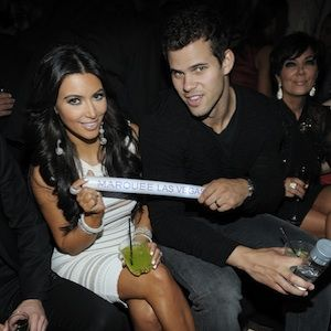 "Only 72 days after their $10 million nuptials, Kim Kardashian and Kris Humphries are splitting up. ""Yes @kimkardashian is filing for divorce this morning,"" Ryan Seacrest tweeted  this morning. Maybe it was due to the fact that she needed a stepladder everytime she wanted to kiss her husband? Whatever the reason, we're not going to judge, as Kim and Kris aren't the only celeb couple whose marriage ended before a one-year anniversary..."
