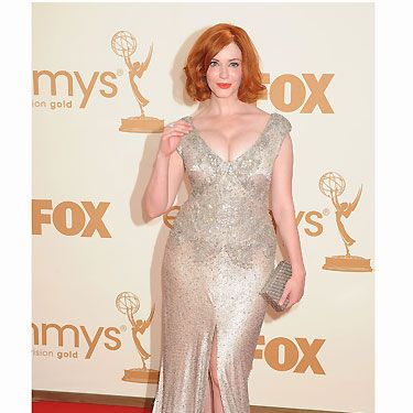 Christina Hendricks' star role in Mad Men made her our Ultimate US TV Actress in 2010, and no, it wasn't just for having a body to die for!