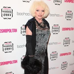 Debbie Harry looked an absolute stone-cold fox at the Cosmopolitan Ultimate Women Awards... we're completely bowled over by all those different textures, the decadent gloves and the fun faux fur accessories. But how did Debbie Harry evolve to be an ultimate style icon? Let's take a look back...