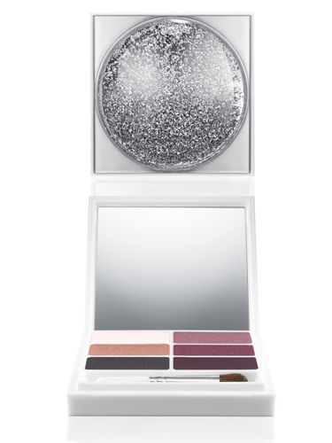 """<p>There's a snow storm going on over at MAC and everything's capped with ice. Ooh, we love it! Beauty powder is called Snowglobe and paint pots in Morning Frost. This is one er, cool, collection! </p> <p><A HREF=""""http://www.maccosmetics.co.uk/whats_new/7549/Glitter-and-Ice/index.tmpl """" TARGET=""""_blank"""">maccosmetics.co.uk</A> </p>"""