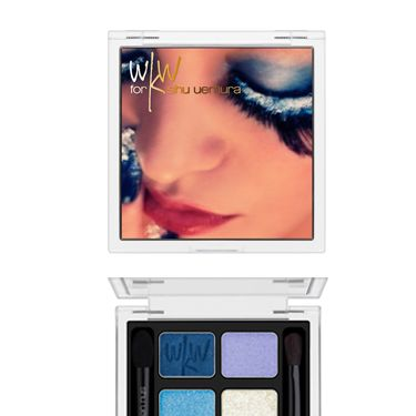 <p>Yes, this palette really is as beautiful as it looks! Shu has brought cinema and cosmetics together by collaborating with internationally renowned film director Wong Kar Wai, known as 'master of colours'. There are three palettes each featuring a scene from the exclusive film he shot to promote the collection </p><p>£39, available in store at Liberty</p>