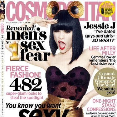 Musical icon Jessie J is our December cover star and we've got plenty to keep you entertained in the run up to Christmas – find out his number one sex fear, master the tricks needed for sexy A-List locks, see our fave luxe party looks, read about the most dangerous website in the world and learn the SECRET to a happy relationship. Oh, and don't forget there's a chance to win £40,000 in our lucky numbers game. That would be the ultimate way to boost your Christmas budget...