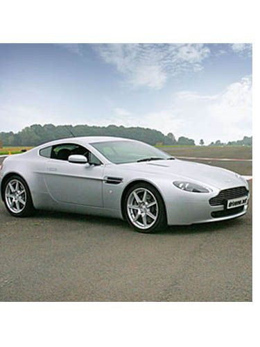 """<p>If your boyfriend fancies himself as a bit of a James Bond, then humour his need for speed with a ride in a swarv' Aston Martin</p><p>£119.99, <a href=""""http://www.iwantoneofthose.com/10482450.html"""">Aston Martin Thrill</a></p>"""