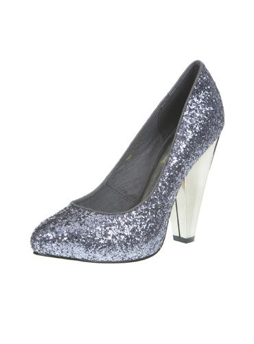 "<p> These court shoes will definitely add some zing to your winter wardrobe! The shape and style is ultra-classic, while those slate-grey sequins add a fab modern twist. Definitely the perfect way to update your party dress this season. </p> <p>£60, <a href=""http://www.topshop.com"">Tosphop</a></p>"