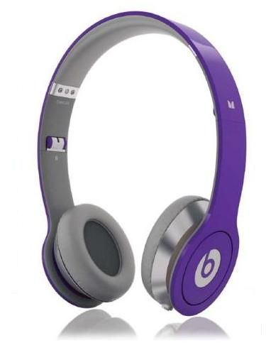 """<p>Make music the sexiest aesthetic with these retro-tastic headphones. The popping purple is irresistible, and will have you swapping your winter ear muffs for these musical must-haves. Plus, if Justin Bieber is your guilty pleasure there's the bonus of them being designed by the teen bop beatmaster!</p>  <p>£169.99, <a href=""""http://beatsbydre.com/products/Products.aspx?pid=B6134&cat=3""""> beatsbydre</a></p>"""