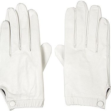 Elegance is coming back and the BBC certainly has it covered. White gloves are crucial to the wardrobe of the Pan Am cast so take note and head straight to Topshop for these bad boys