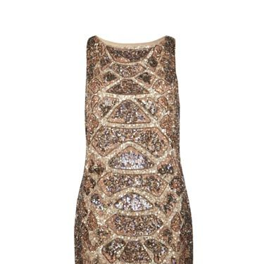 """<p>Make your sequin addiction look like high-fashion treasure with this intoxicating dress from All Saints. Make sure your hair is slick and chic to really make the dress stand out</p><p>£295, <a href=""""http://www.allsaints.com/women/dresses/allsaints-embellished-python-dress/?colour=2854&category=22"""">All Saints</a></p>"""