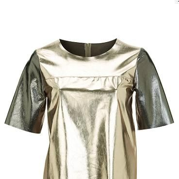 """<p>Shimmy on down to the dancefloor with this gorgeous top. Others will be green with envy that's for sure!<p>£100, <a href=""""http://www.topshop.com/"""">Topshop</a></p>"""