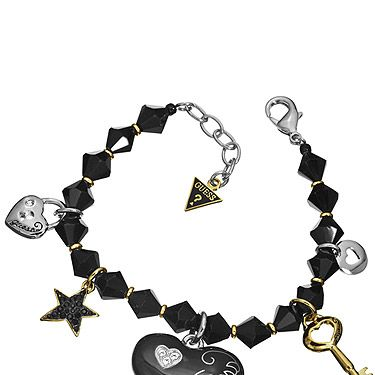 Yes! This should probably be on your Christmas list, and yes, you should probably wait until Xmas day, but if you're anything like us you won't be able to wait that long. This black beaded bracelet is simply stunning and can be worn every day!