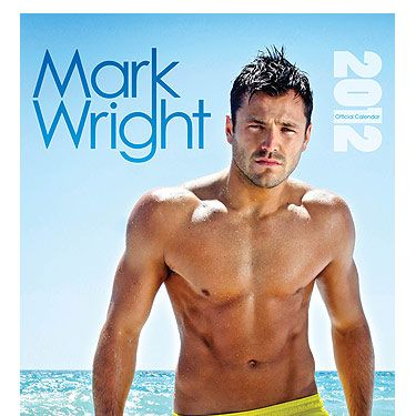 """Yep, Mark Wright is gorgeous in January, February, March, April… you get the drift! This isn't so much a guilty pleasure, it's just plain Pleasurable. We know he's Mr Wrong, even if his name suggests otherwise<p>£7.99, <a href=""""http://www.danilo.com/Glamour_calendars_2012/glamour_calendars_2012/Mark_Wright_(The_Only_Way_Is_Essex)_2012_Calendar"""">Danilo.com</a></p>"""