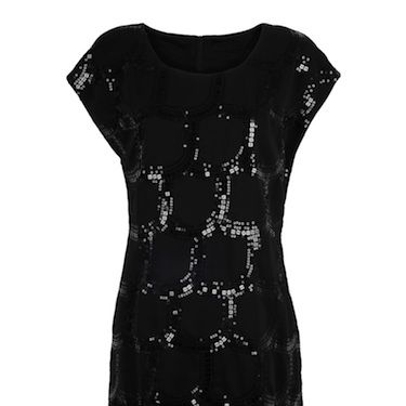 """<p> Frugal fashion can still look sensational, as this scalloped sequin shift cleverly proves! With just enough shimmer to keep all eyes on you, but not enough to make you look like a disco ball, this is an ultra sexy twist on the LBD</p><p>£22, <a href=""""http://direct.asda.com/george/womens/dresses/D1M1G20C1,default,sc.html"""">George at Asda</a></p>"""