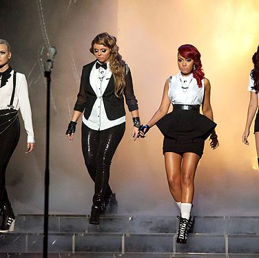 When Little Mix sang En Vogue it was a turning point for the foursome – and a water cooler moment for the rest of us. Their monochrome outfits, chic hair and amazing make-up resulted in performance perfection