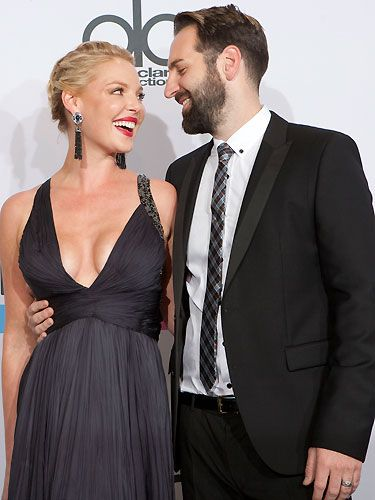 Cosmo's January cover star can barely keep her hand off hubby Josh when they embark on the red carpet. They often kiss, cuddle and stare into one another's eyes. If we were't so bitter we'd be pleased for them