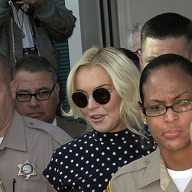 She's the ultimate hot mess! We were hoping for a better behaved Lindsay in 2011 but she was just as naughty as she's every been – maybe even more so! She spent 282 minutes inside the Century Regional Detention Facility in California which basically equates to a slapped wrist. Originally she was sentenced to 30 days in the slammer for violating her probation by not attending therapy and getting booted out of Downtown Women's Center but she only served those 282 minuted because the prison was 'over–crowded'. Eek! Lucky escape there Linds…