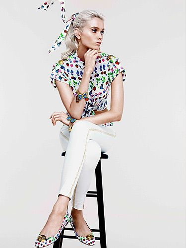 "<p>The Versace for H&M Cruise Collection will be available <a title=""http://www.hm.com/gb/"" href=""http://www.hm.com/gb/"" target=""_blank"">online</a> from 19th January</p>"