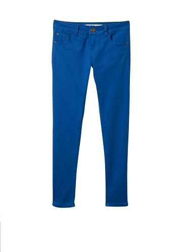 """<p>Feeling a bit glum this January? Don't worry, just purchase a pair of these powder-blue jeans from New Look. Team now with a comfy knit sweater and a pair of Chelsea boots now, and wear in summer with a little vest. Perfect!</p>  <p>Jeans, £19.99, <a href=""""http://www.newlook.com/shop/womens/jeans/32-supersoft-skinny-jeans_236749640?productFind=search"""" target=""""_blank"""">New Look</a></p>"""