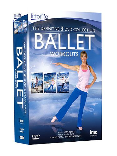 The Best Fitness Dvds For 2013
