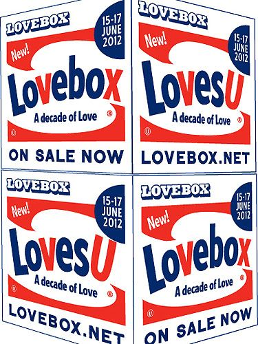 "<p>Tickets are now on sale for Lovebox Weekender 2012. The festival will be held from 15 - 17 June in Victoria Park, London, buy your tickets <a href=""http://www.lovebox.net/"" target=""_blank"">here.</a></p> <p>Last year at Lovebox we saw Groove Armada, who founded the festival in 2002, Blondie, Snoop Dog and the Scissor Sisters. The 2012 line-up hasn't been announced yet but we guarantee that you'll want to be there.</p> <p>And... Lovebox are giving away five free tickets to see Jocelyn Brown this weekend at the Jazz cafe. Enter their twitter competition <a href=""http://twitter.com/loveboxfestival"">here.  </a></p> <p><a href=""http://www.cosmopolitan.co.uk/lifestyle/entertainment/summer-festival-guide/best-things-about-festivals?click=main_sr"" target=""_blank"">COSMO'S FESTIVAL FAVOURITES</a></p>"
