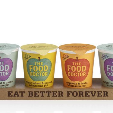 <p>The Food Doctor has created a guilt free range of tasty, healthy foods.</p><p>From now until the 23rd of January, The Food Doctor have teamed up with Tesco to offer 20 - 25% off their entire range in 780 Tesco stores.</p><p>So we can save money and be healthy (and thereby justify a couple of sneaky mid-week cocktails.)</p>