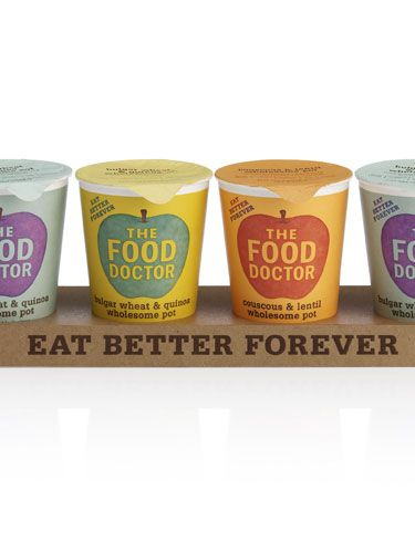 <p>The Food Doctor has created a guilt free range of tasty, healthy foods.</p> <p>From now until the 23rd of January, The Food Doctor have teamed up with Tesco to offer 20 - 25% off their entire range in 780 Tesco stores.</p> <p>So we can save money and be healthy (and thereby justify a couple of sneaky mid-week cocktails.)</p>