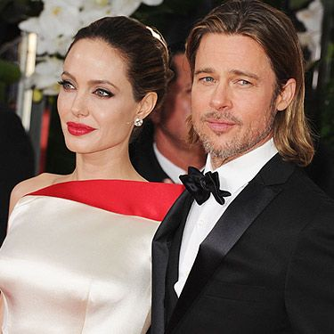Brad Pitt is beautiful, Angelina Jolie is beautiful, and together they are a massive explosion of good genes. Good for them, but we are oh so jealous