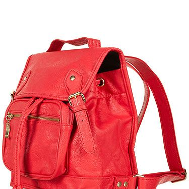 """<p>We can't wait to get this bright rucksack on our backs. It's big enough to fill all of our daily essentials in but small enough to ensure we don't look like a tourist<br /><br />Rucksack, £30, <a title=""""http://www.topshop.com/webapp/wcs/stores/servlet/ProductDisplay?beginIndex=0&viewAllFlag=&catalogId=33057&storeId=12556&productId=4520615&langId=-1&sort_field=Relevance&categoryId=277012&parent_categoryId=208491&pageSize=20&refinements=category~[208510 277012]&noOfRefinements=1"""" href=""""http://www.topshop.com/webapp/wcs/stores/servlet/ProductDisplay?beginIndex=0&viewAllFlag=&catalogId=33057&storeId=12556&productId=4520615&langId=-1&sort_field=Relevance&categoryId=277012&parent_categoryId=208491&pageSize=20&refinements=category~[208510 277012]&noOfRefinements=1"""" target=""""_blank"""">Topshop</a></p>"""