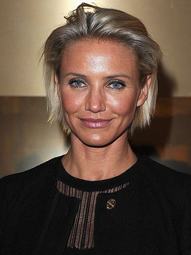 Cameron Diaz shocked Cosmo when she showed off her new, shorter do. At first we were unsure as we kinda missed her beachy waves. Three days on and we're sold. You can't beat a hair transformation, especially when they're so easy to copy