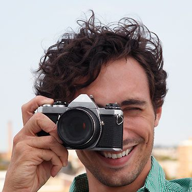 """<p>Let your guy brush up on his photography skills by treating him to a photography workshop class. You'd better master your 'best side' from now - and pose!</p><p>£50, <a href=""""http://www.cultureclubphotographyworkshops.co.uk/shop/gift-vouchers/"""" target=""""_blank"""">The Culture Club Photography Workshops</a></p><p>(PLUS 20% off if you order before 31st Jan)</p>"""