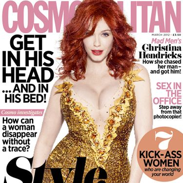 <p>Meet the world's sexiest woman! The sexy screen queen Christina Hendricks is Hollywood's hottest siren. She tells Cosmo her secrets of true sexiness and reveals her very own real-life fair tale...</p>