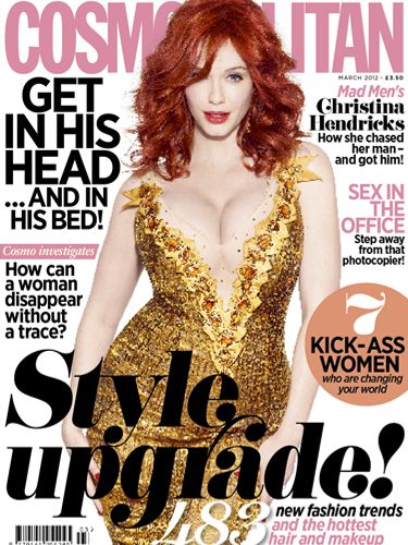 "<p>Meet the world's sexiest woman! The sexy screen queen Christina Hendricks is Hollywood's hottest siren. She tells Cosmo her secrets of true sexiness and reveals her very own real-life fair tale...</p> <p><a href=""http://www.cosmopolitan.co.uk/love-sex/tips/dita-von-teese-striptease-tips?click=main_sr"" target=""_blank"">DISCOVER DITA VON TEESE'S SEX TIPS</a> </p> <p><a href=""https://subscribe.hearstmags.com/subscribe/cosmopolitantraveluk/61283"" target=""_blank"">SUBSCRIBE TO COSMO NOW!</a></p> <p> </p> <p> </p> <p> </p> <p> </p>"