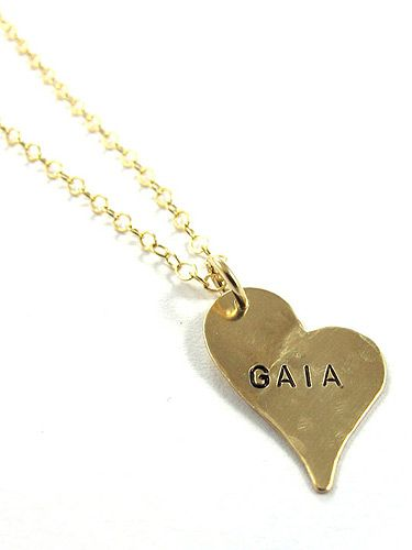 "<p>You can't beat a personalised piece of jewellery to show the woman you love you really care. Tell him the next time your watching repeats of Sex and the City that Mr Big brought Carrie hers, then he can follow suit with this little beauty</p> <p>Necklace, £27, <a title=""http://boticca.com/gaialai/stylized-heart-personalized-necklace-14k-gf/"" href=""http://boticca.com/gaialai/stylized-heart-personalized-necklace-14k-gf/"" target=""_blank"">Boticca.com</a></p>"