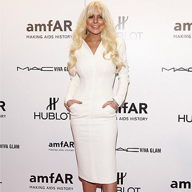 Eek! What is going on here? Come on Lindsay, we're over the hot-mess look, we want less of the messiness. Mind boggles how she managed to wear a Tom Ford dress teamed with Prada shoes and NOT look a million dollars. Lindsay we have faith in you, next time try harder