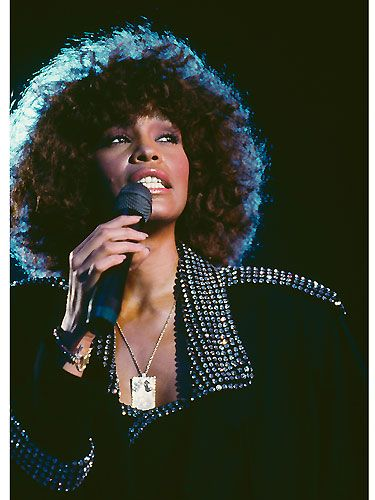 "<p>This weekend Whitney Houston died aged 48 in Beverley Hills, leaving behind her eighteen-year-old daughter Bobbi Kristina Brown, her mother Cissy Houston and legions of stunned fans. Dolly Parton, was one of many celebrities who paid tribute to the singer saying: ""Mine is only one of the millions of hearts broken over the death of Whitney Houston. I will always be grateful and in awe of hte wonderful performance she did on my song [I will Always Love You], and I can truly say from the bottom of my heart, ""Whitney, I will always love you. You will be missed.""</p> <p>In 2009 Whitney was mentioned in the Guinness Book of Records for being the most awarded female artist of all time. She tragically battled alcohol and drug addiction and had a troubled relationship with ex-husband Bobby Brown. Perhaps with a premonition of her future, Whitney once asked that she be remembered for her voice and not for her life. Take a look at her greatest moments…</p>"