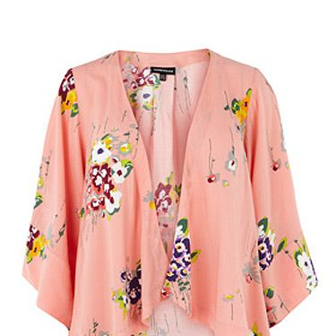 <p>This kimono-style cover-up is the stuff Shanghai Dreams are made of. What's not to love?</p>