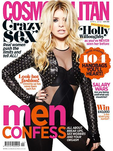 "<p>Our gorgeous cover star Holly Willoughby reveals all about our fave topics: sex, love and lust. ""I've always found that if you dress sexy, you feel sexy"", says Holly - and she's a gal who'd know!</p> <p><a href=""http://www.cosmopolitan.co.uk/fashion/16-things-you-didnt-know-about-holly-willoughby?click=main_sr"" target=""_blank"">16 THINGS YOU DIDN'T KNOW ABOUT HOLLY WILLOUGHBY</a></p>"