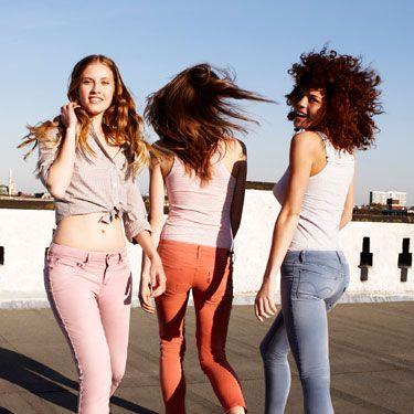 """<p>Levi's have just launched their new range of pastel-coloured ankle skinnies, which dropped in store last week and are set to be a spring sellout.<br /><br />The new ankle skinny utilizes the revolutionary Levi's Curve ID fit system, focusing on shape rather than size. Whether you're a slight, demi or bold curve, Levi's new ankle skinny is cut to flatter every shape.<br /><br />They're also set to become a spring must-have with their striking colour palette of Sunset Coral, Vintage Orchird Lavender and Monterey Blue.<br /><br />Head over to the <a href=""""http://eu.levi.com/en_GB/index.html?cid=ps_ps-ongoing_goo_brand_10-2011_UK&utm_source=PPC&utm_medium=GOO_UK&utm_campaign=SEA_UK_GOO_BRAND_EXACT_LEVI&utm_term=levi%27s&utm_distribution=search"""" target=""""_blank"""">Levi's website</a> for more info.</p>"""