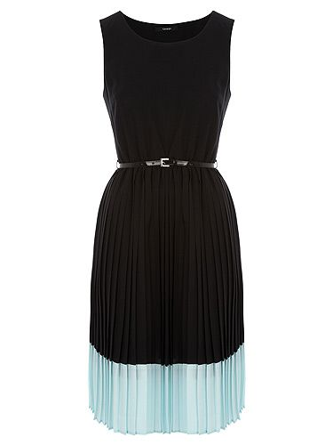 "<p>Betcha thought this dress was designer, right? Wrong! It's from the most stylish supermarket in town: ASDA. We won't tell anyone if you don't...</p> <p>Pleated dress, £20, <a title=""ASDA"" href=""http://direct.asda.com/george/womens/evening-dresses/belted-pleat-dress/GEM147102,default,pd.html"" target=""_blank"">ASDA</a></p>"