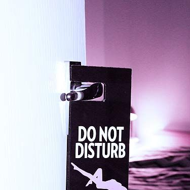 <p>Find a time when you're home alone and won't be interrupted. Turn off the television and hide your phone&#x3B; do whatever you normally do to help you relax. Maybe a leisurely bath or shower might help to get you more in the mood, or you could light a few candles and put on some soothing music. When you're ready, lie down and make yourself comfortable&#x3B; take a moment to centre yourself and focus on your own breathing.</p>