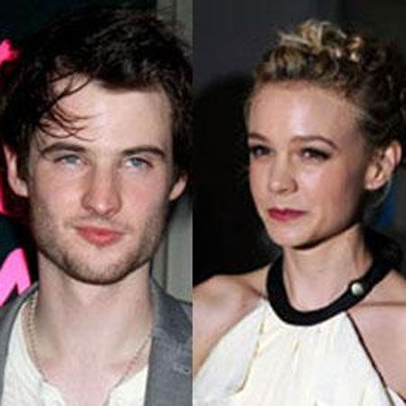 <p>No sooner had we heard that Carey split with heartthrob Shia LaBeouf, there's a new piece of eye candy on the scene.</p>