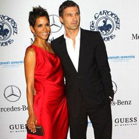 <p>Halle Berry and Olivier Martinez have finally gone public with their relationship as they held hands for pictures at the Carousel of Hope charity event in Los Angeles.</p>