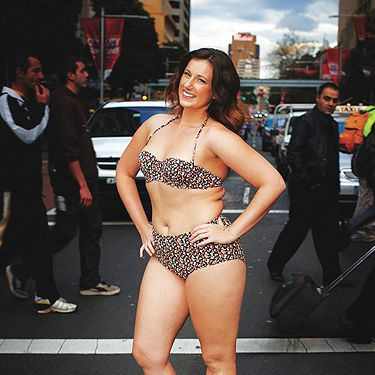 """<p>We asked four brave readers to take to the streets in just a bikini and flip-flops – it's all about being body confident. We think they look fabulous!</p><p><a href=""""http://www.cosmopolitan.co.uk/beauty-hair/body-confidence/"""" target=""""_blank"""">GET COSMO'S TIPS FOR ULTIMATE BODY CONFIDENCE</a></p>"""
