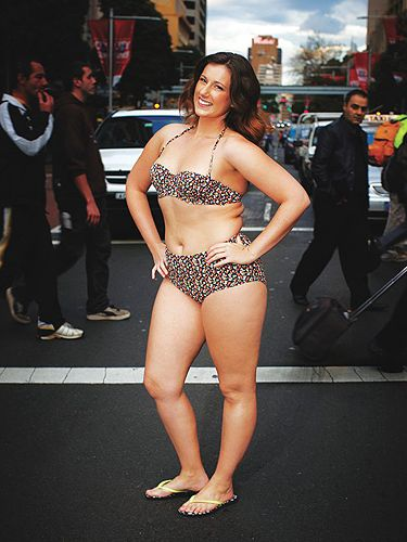 "<p>We asked four brave readers to take to the streets in just a bikini and flip-flops – it's all about being body confident. We think they look fabulous!</p> <p><a href=""http://www.cosmopolitan.co.uk/beauty-hair/body-confidence/"" target=""_blank"">GET COSMO'S TIPS FOR ULTIMATE BODY CONFIDENCE</a></p>"