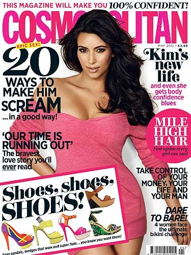 "<p>""I wouldn't have another relationship on the show."" Find out why, as Kim Kardashian gets that and a whole lot more off her chest in the May issue of Cosmo...</p> <p><a href=""http://www.cosmopolitan.co.uk/fashion/celebrity-style-cv/kim-kardashian-celebrity-style-cv"" target=""_blank"">SEE KIM KARDASHIAN'S STYLE CV</a></p>"