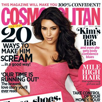"""<p><strong>4 Apri </strong></p><p>The May issue of Cosmo hits shelves officially on Wednesday and we've got another corker of an issue for you. This month the gorgeous Kim Kardashian shares her life lessons with us and we talk body confidence. We also tackle a very difficult subject as we continue our #IusetheFword campaign with our shocking article on rape myths that people still believe.</p><p><a href=""""http://www.cosmopolitan.co.uk/lifestyle/cosmo-reclaim-feminism/cosmo-campaign-for-equal-pay"""" target=""""_blank"""">#IusetheFword: Sign our petition for equal pay </a></p><p>Alongside pages and pages of beautiful fashion and beauty, we've also got columns from our new Sex and the Single Girl and Sex and the Not So Single Girl, as well as our Catwalk to Curvy queen talking about how to dress to embrace your shape, and much, much more.</p><p><a href=""""http://www.cosmopolitan.co.uk/lifestyle/entertainment/may-cosmopolitan-out-now"""" target=""""_blank"""">Take a sneak peek at what's inside the May issue here</a></p><p><a href=""""http://www.cosmopolitan.co.uk/love-sex/sex-blog/sex-blog-info#author_id37890"""" target=""""_blank"""">Check out our Sex & the Cosmo girls blog</a></p>"""