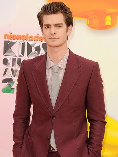 <p>Ding dong, brand-new Spiderman! Andrew Garfield is set to ensnare us with his sexy web when he steps into that iconic red and blue costume later this year. And, with real life girlfriend Emma Stone  starring alongside him in <em>The Amazing Spider-Man</em>, we have a feeling that the on-screen chemistry is going to be absolutely sizzling hot….</p>
